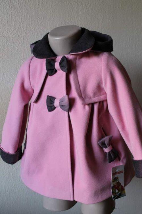 Выбираем детское кашемировое пальто