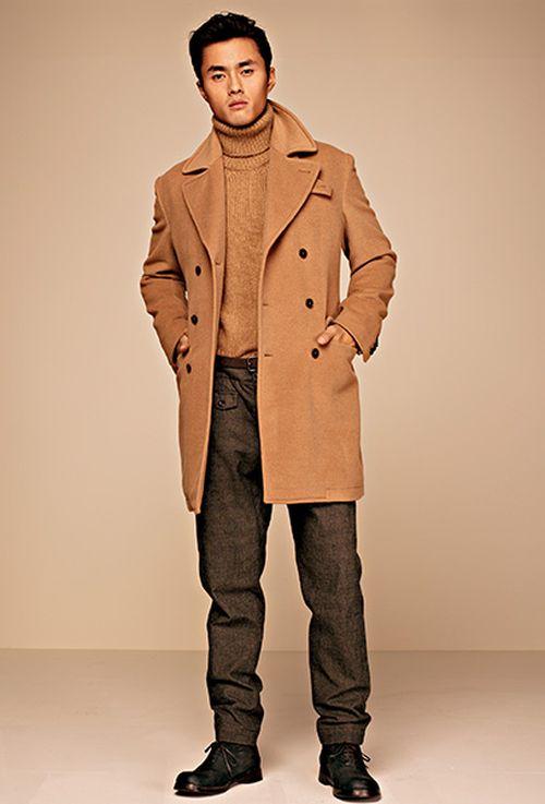 Выбираем мужское пальто