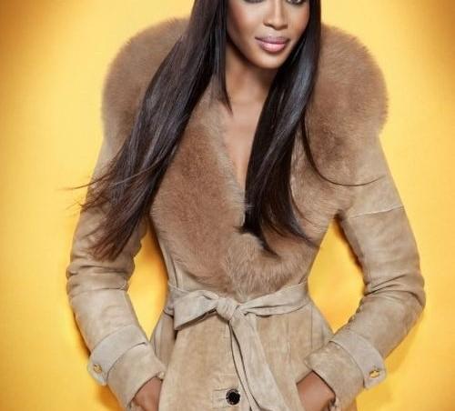 c2f9e0ddb66 Женское кашемировое пальто с мехом - фото каталог с енотом