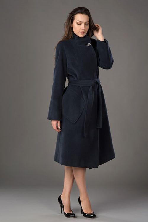 Выбираем модное кашемировое пальто больших размеров