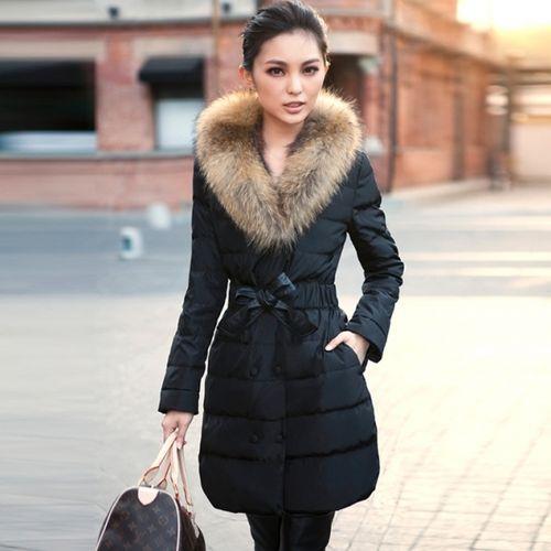 Выбираем зимнее пальто