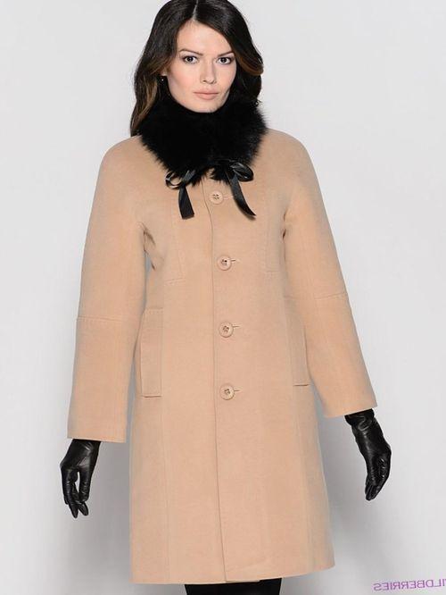 Выбираем драповое пальто