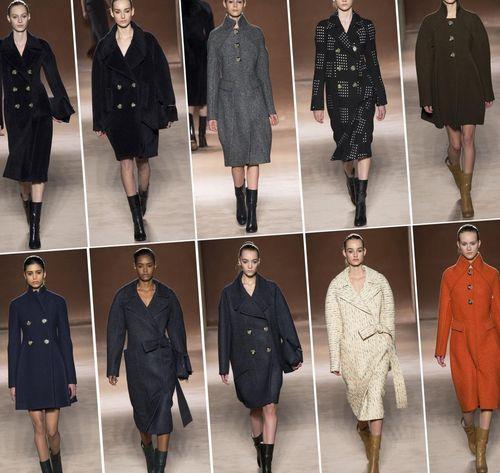 Выбираем пальто