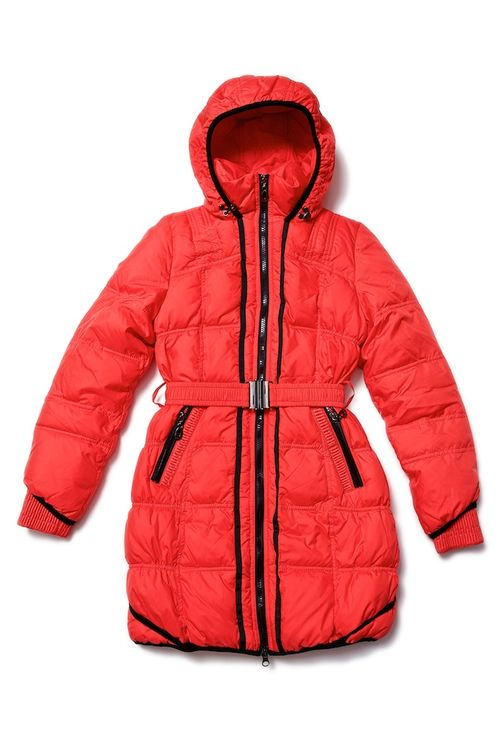 Выбираем детское пальто