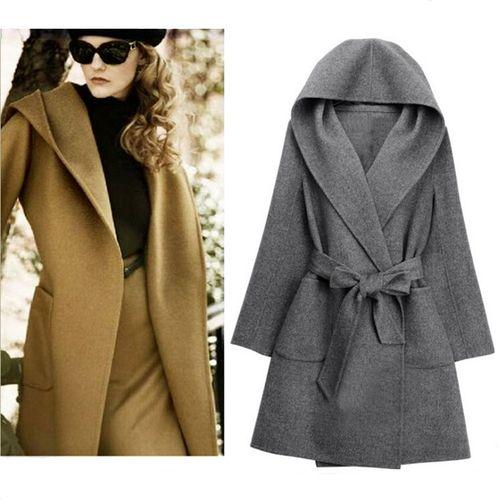 Выбираем пальто из верблюжьей шерсти